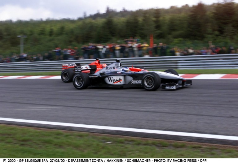 A Mercedes szerint is ez minden idők legkomolyabb F1-es előzése