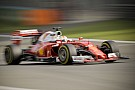 Vettel leparkolta a Ferrarit a célegyenesben, az elektronika adta meg magát
