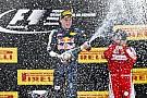 Vettelnek majdnem könnycsepp szökött a szemébe - olyan büszke Verstappenre!