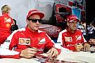 Vettel nevetgél, Kimi majd megfagy a munka közben Kanadában