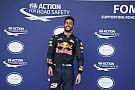 Ricciardo faarccal pingpongozik - elképzelhetetlen