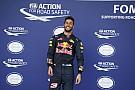 Ricciardo átment parti-állatba