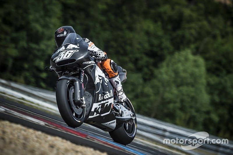 KTM bakal lakoni debut di Valencia