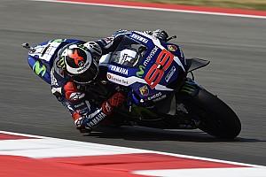 MotoGP 予選レポート MotoGPサンマリノGP予選:ロレンソ圧巻の復活ポール獲得。ヤマハフロントロウ独占