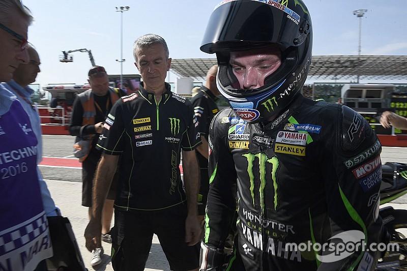 Lowes valt ook voor Smith in tijdens Grand Prix van Aragon