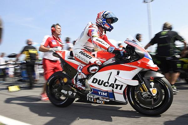 "Dovizioso: ""Será difícil que Ducati vuelva a ganar este año"""