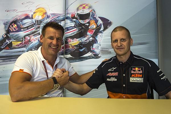 Ya es oficial: KTM estará en Moto2 con Binder y Oliveira