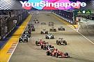 Десять елементарних фактів Гран Прі Сінгапуру