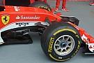 Ferrari: tornano i deviatori di flusso sotto al telaio della SF16-H
