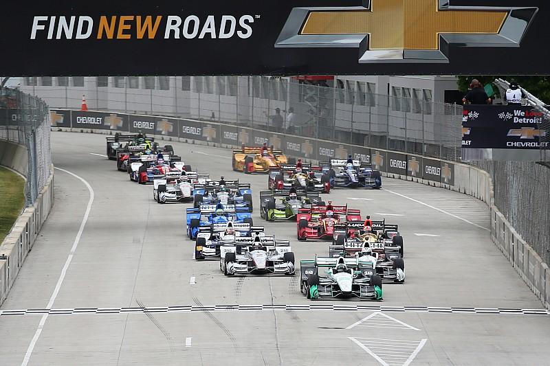 Indycar: freezing sugli aerokit per il 2017, kit universale dal 2018