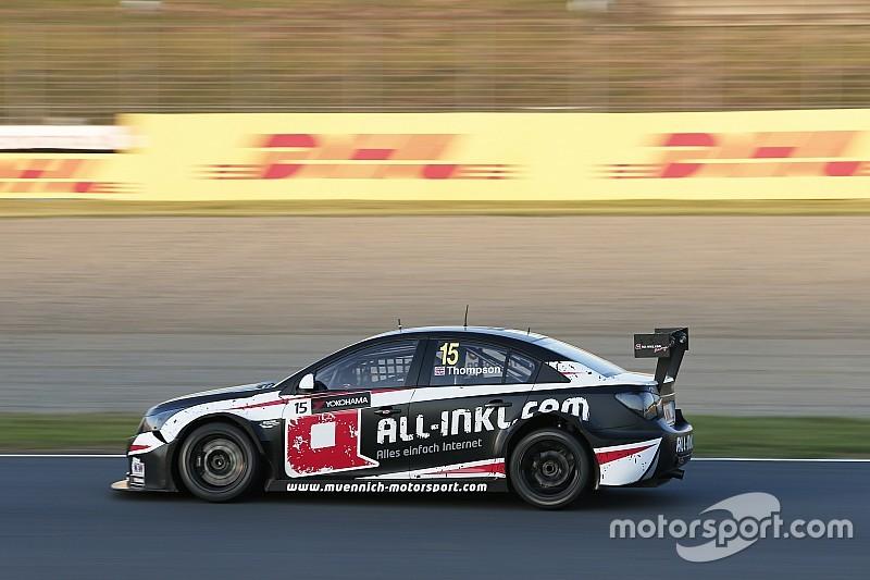 Thompson con la Münnich Motorsport anche in Cina