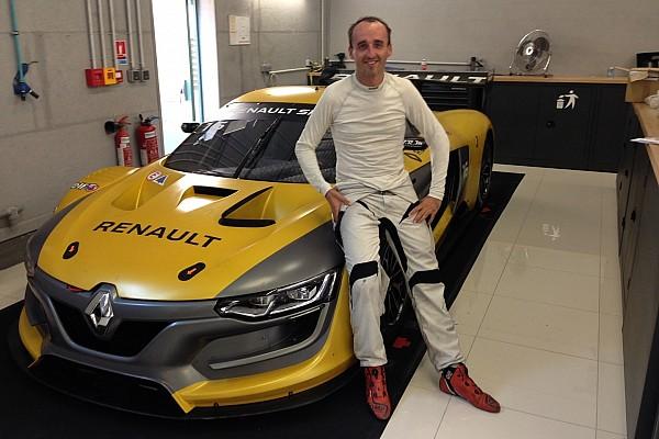 Kubica participa de etapa do Renault Sport Trophy em Spa