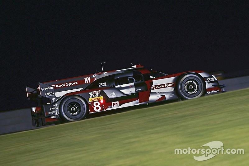 WEC 6h Austin: Audi auch im 2. Training vor Porsche
