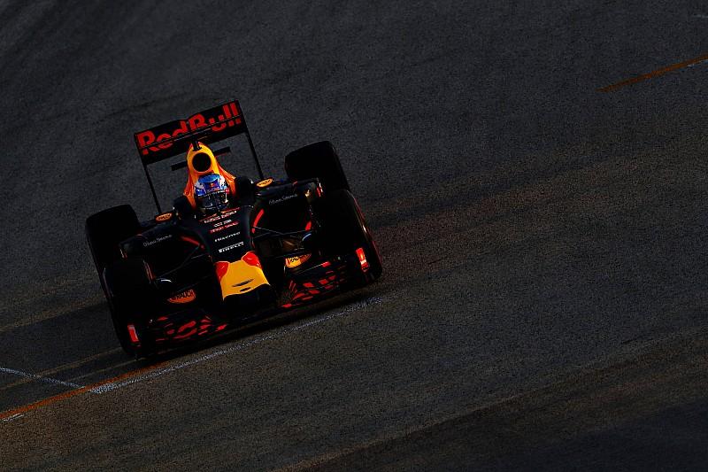 Renault usa tres tokens en la evolución del motor de Red Bull