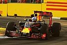 Ricciardo no está