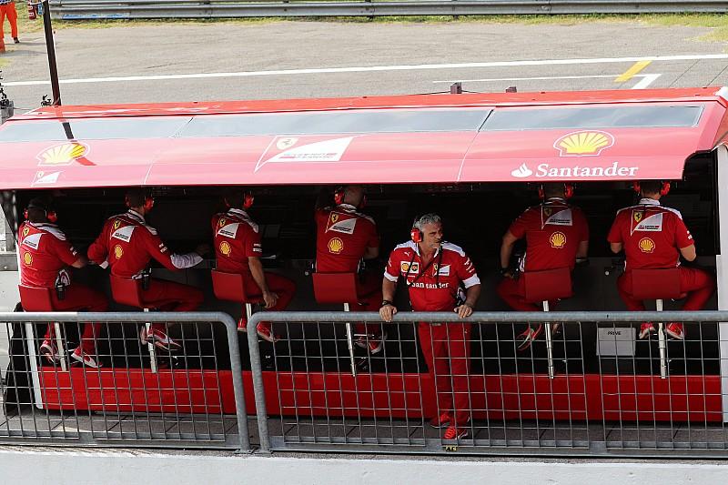 """Ferrari trekt geen grote naam aan: """"Ons technisch team is rond"""""""