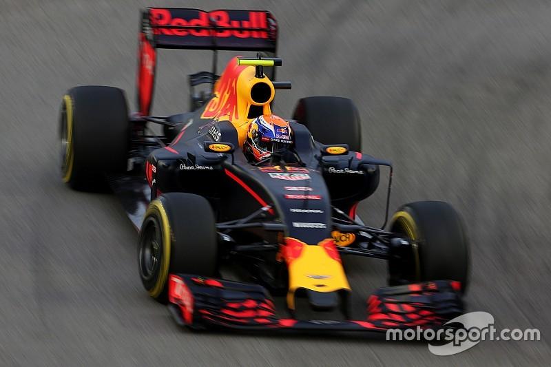 Red Bull apuesta por los neumáticos para vencer a Mercedes
