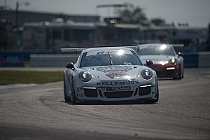 IMSA Others Race report Lazare clinches Porsche GT3 Cup Challenge USA title