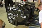 Técnica: endplates del alerón trasero del McLaren en Singapur