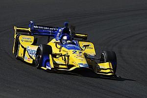 IndyCar Résumé d'essais libres EL3 - Andretti retrouve des couleurs