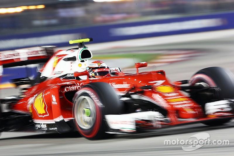 """Räikkönen: """"La strategia? Ormai il risultato non si cambia"""""""