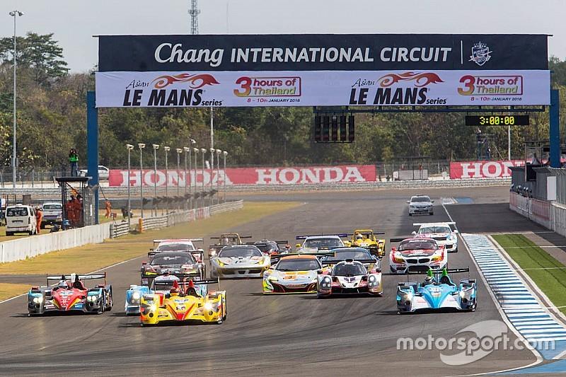 Asian Le Mans umumkan 31 mobil di daftar peserta 2016/2017
