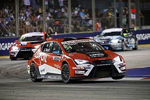 TCR Résumé de course Vernay et Grachev vainqueurs à Singapour, James Nash toujours leader