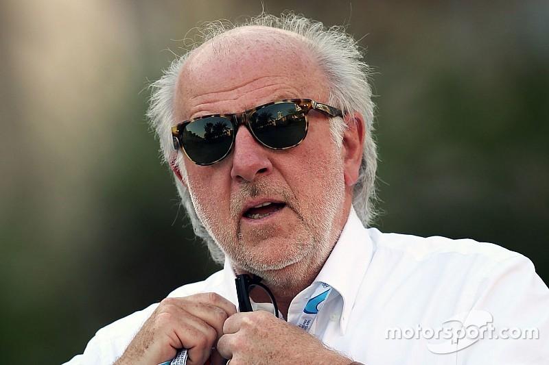 David Richards ospite della Solaris Motorsport ad Imola