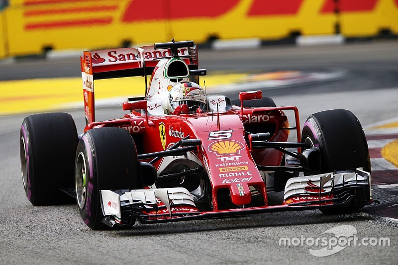 Neuer Angriff auf Red Bull Racing: Ferrari mit vielen Neuteilen in Sepang