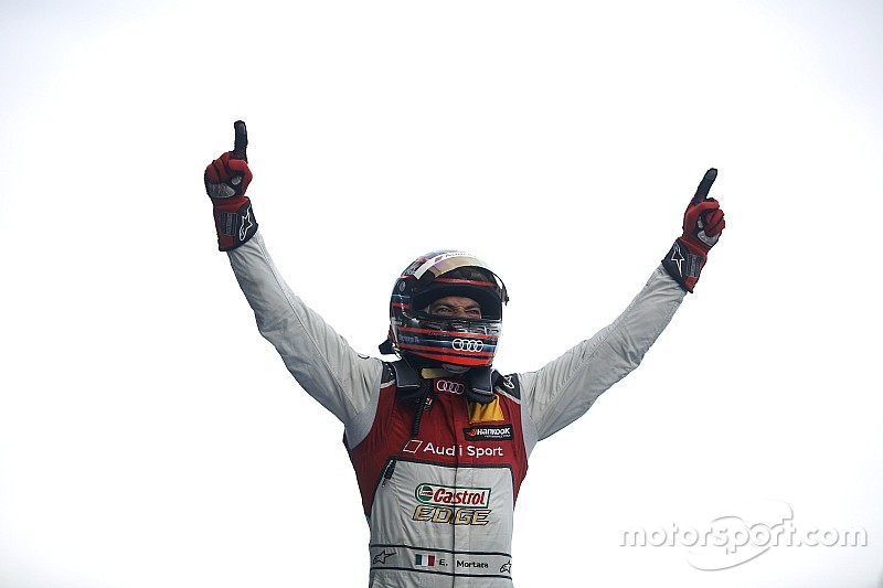 DTM на Хунгароринзі: гонщики Audi заполонили подіум