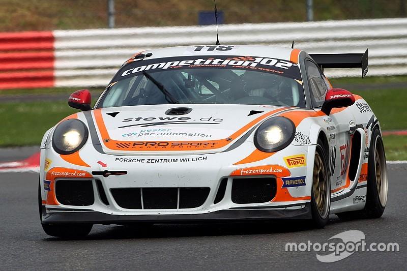 GT4 Hungaroring: Viebahn/Terting in eerste race voor Knap/Severs