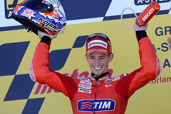 Ganadores y podios del GP de Aragón