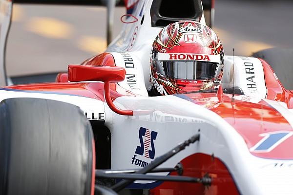 Giovinazzi dihukum, Matsushita rebut pole sprint race Monaco