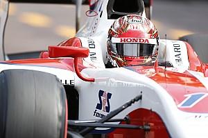 GP2 Breaking news Giovinazzi dihukum, Matsushita rebut pole sprint race Monaco