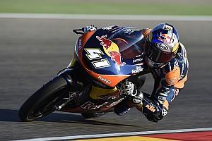 Moto3 Relato da corrida Em disputa emocionante, Navarro vence e Binder é campeão