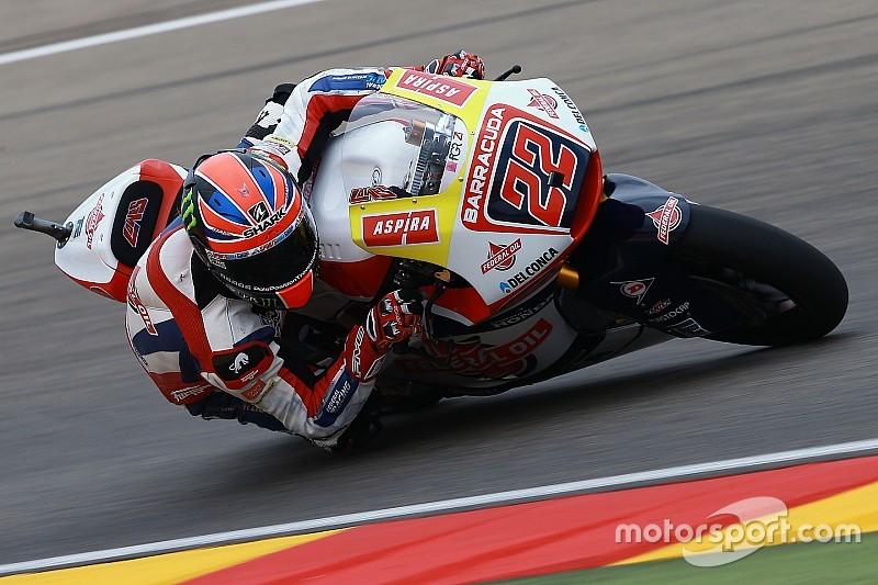 Moto2 Aragon: Lowes menangi balapan, Zarco-Rins semakin ketat