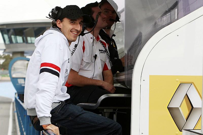 雷诺承认库比卡担任模拟器驾驶员