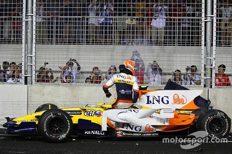 Vor 8 Jahren: Renault inszeniert