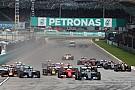 Десять останніх переможців Гран Прі Малайзії