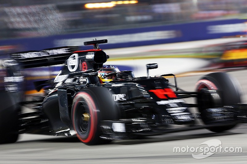 Alonso probará una evolución de Honda y saldrá último