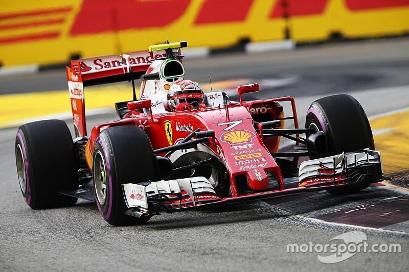Райкконен верит в Ferrari, несмотря на тактический промах в Сингапуре