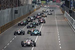 Formule 3: overig Nieuws Pirelli vervangt Yokohama als bandenleverancier Macau GP