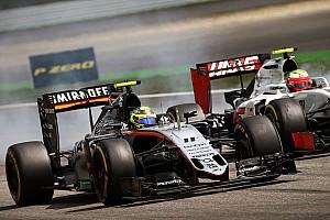 F1 Noticias de última hora Pérez vinculado con Haas tras el 'ultimátum' a Force India