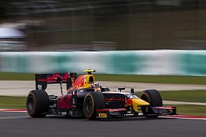 GP2 Race report GP2 Sepang: Prema 1-2 di kualifikasi, Gasly raih pole position