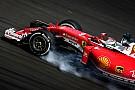 Vettel espera que el calor favorezca a Ferrari