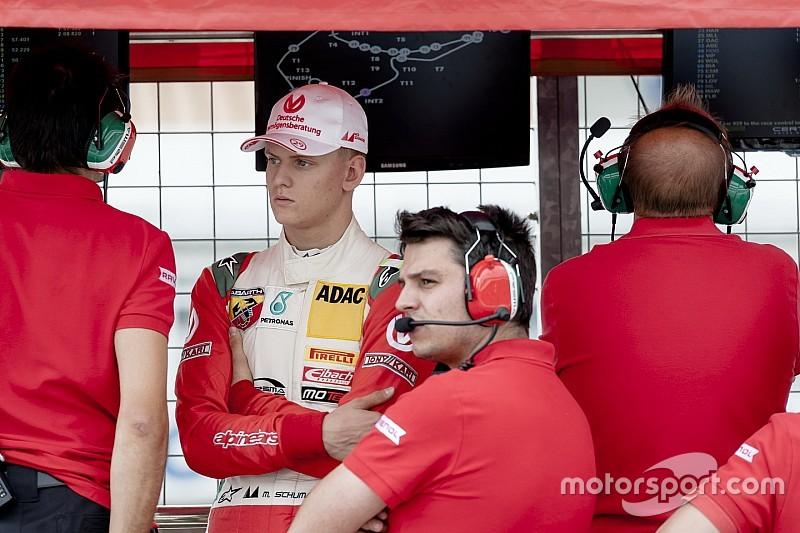 Schumacher no pudo ser campeón en la F4 Alemana