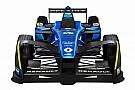 Le Renault e.dams Z.E. 16 si vestiranno di blu acceso