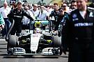 В Mercedes не исключают новых проблем во время старта
