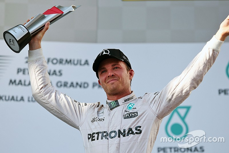 "Rosberg: ""Bella rimonta, capisco come si sente Lewis ora..."""