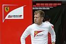 Vettel sancionado por el incidente de la salida